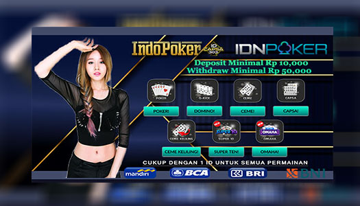 Daftar IDNPlay Tersedia Game Ceme Online